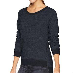 UGG Morgan Sweatshirt Lounge Jumper Gray - NEW
